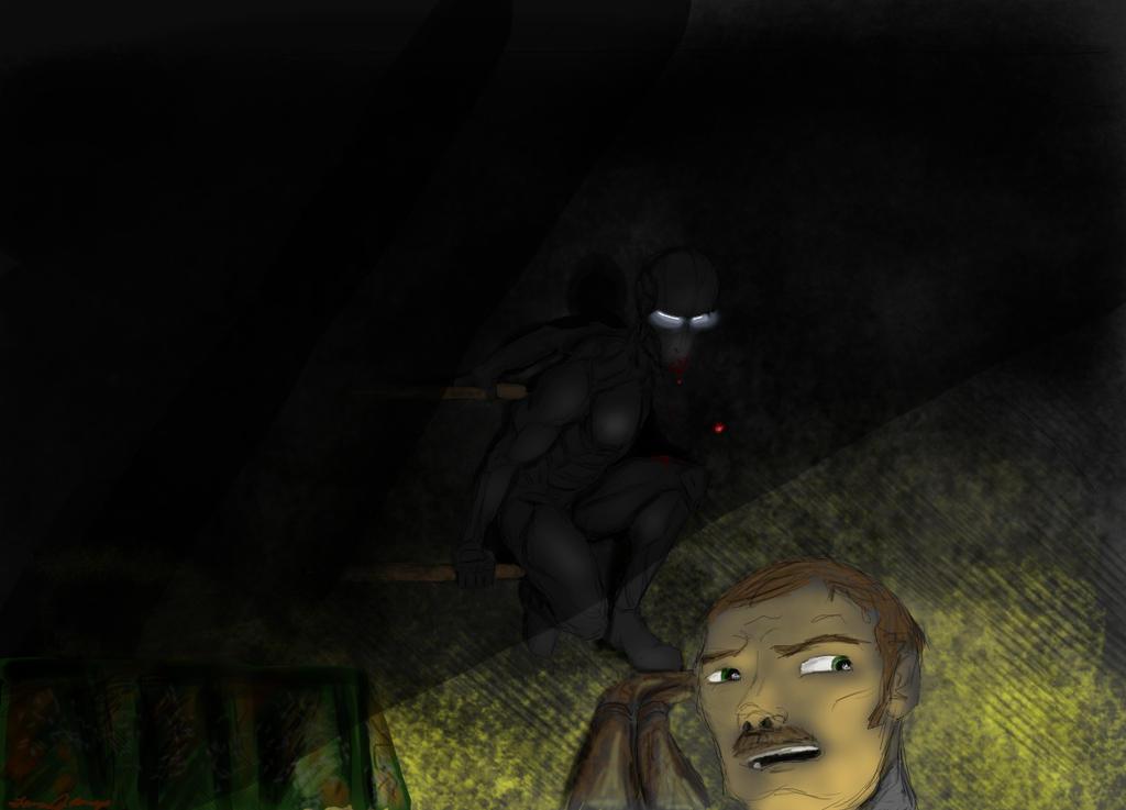 A Predator by nimbus2224