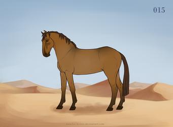 Maarlos Horse - Import 015 by MaarlosImports