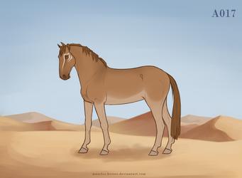 Maarlos Horse - Import A017 by MaarlosImports