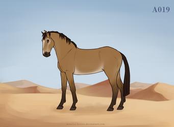 Maarlos Horse - Import A019 by MaarlosImports