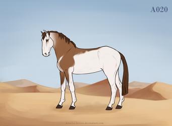 Maarlos Horse - Import A020 by MaarlosImports