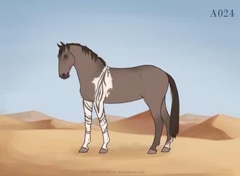 Maarlos Horse Import A024 by MaarlosImports