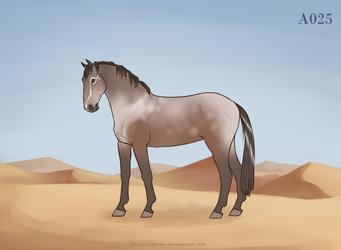 Maarlos Horse Import A025 by MaarlosImports