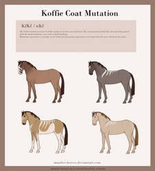 Koffie coat mutation by MaarlosImports