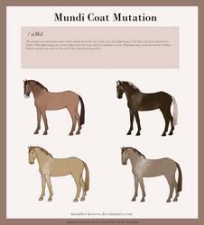 Mundi Coat mutation by MaarlosImports