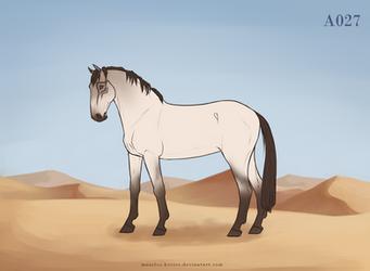 Maarlos Horse Import A027 by MaarlosImports