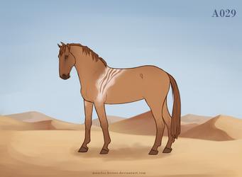 Maarlos Horse Import A029 by MaarlosImports