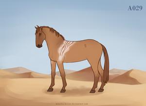 Maarlos Horse Import A029