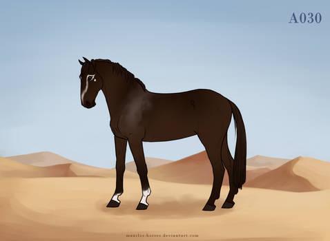 Maarlos Horse Import A030