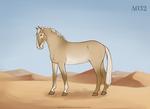 Maarlos Horse Import A032 by MaarlosImports
