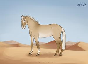 Maarlos Horse Import A032