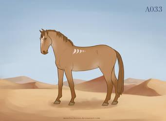 Maarlos Horse Import A33 by MaarlosImports