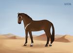Maarlos Horse Import A036 by MaarlosImports