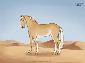 Maarlos Horse Import A037 by MaarlosImports