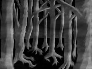 Creepy Trees