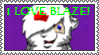 Blaze Fan Stamp by Jersey-Cat