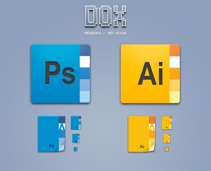 DOX ADDON - Adobe Collection