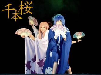 Senbonzakura by BloodyWonderland