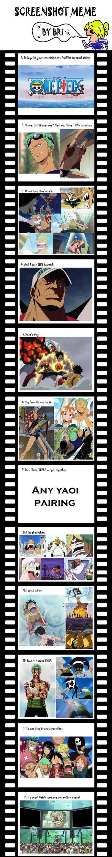One Piece Meme -Spoilers- by kami-ranma