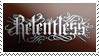 Relentless Stamp by sk8-element