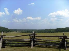 Bull Run Fence by vacuumslayer