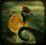 Beautiful Nightmare Nights by vacuumslayer