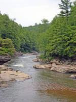 Maryland Waterfall by vacuumslayer