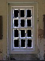 Old Window--Pre-cut by vacuumslayer
