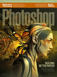 May Photoshop User 2020 Cover