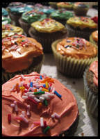 Cupcakes by JRollendz