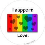 LGBT Button 2