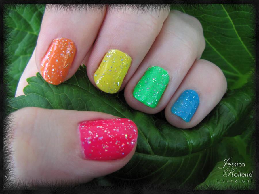 Summer Rainbow by JRollendz