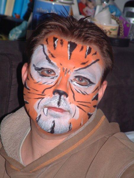 tiger me 2 by Boriladude