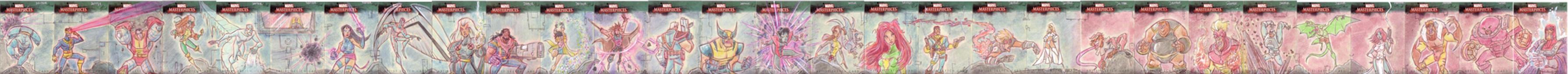 Marvel Masterpiece - Danger by DanSchoening