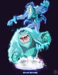 Ghostbusters - Scoleri Bros.