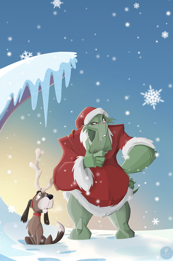 And the Grinch... by DanSchoening