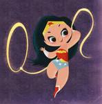 Wonder Woman Bancroft-Blair
