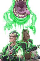 Ghostbusters 2 by DanSchoening