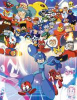 ROCK IT - Mega Man Tribute by DanSchoening
