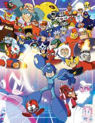 ROCK IT - Mega Man Tribute