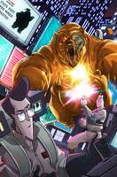 Ghostbusters 3 by DanSchoening