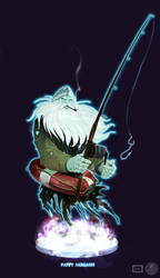 Ghostbusters - Pappy Sargassi by DanSchoening