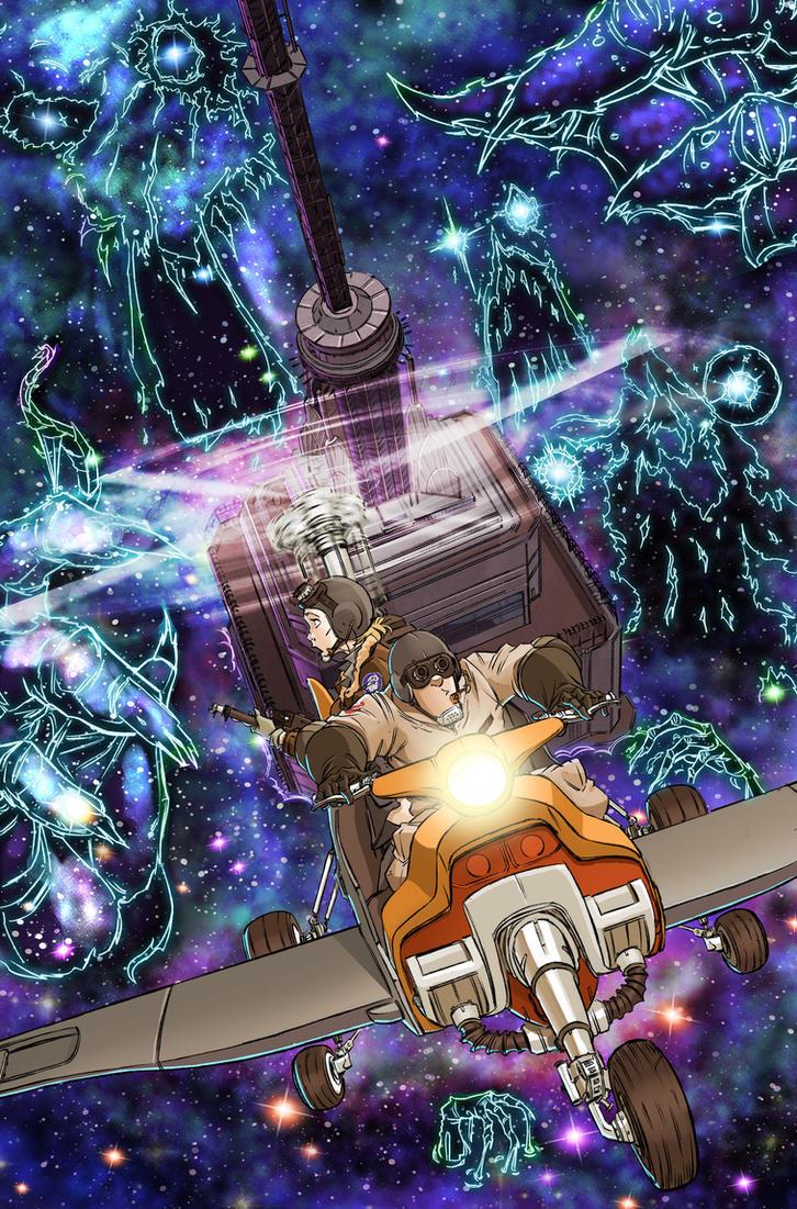 Ghostbusters #15 by DanSchoening