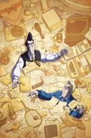 Ghostbusters #6 by DanSchoening
