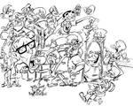 Ed, Edd and Eddy - Studio Snap