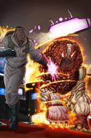 Ghostbusters #8 by DanSchoening