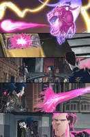 Ghostbusters #9 Page 3 Preview by DanSchoening