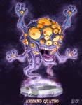 Armand Quatro - Ghostbusters
