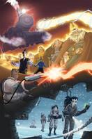 Ghostbusters Vol.6 TPB by DanSchoening