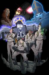 Ghostbusters Vol.7 TPB by DanSchoening